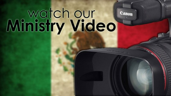 Watch our Ministry Video!